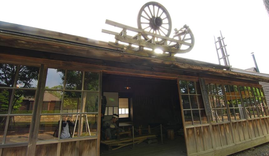 走入北海道百年时光历史──北海道开拓村