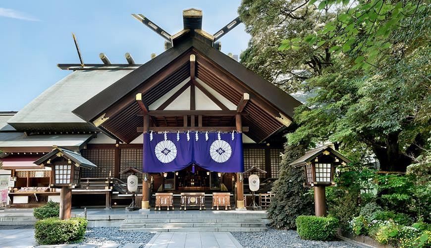 来祈求恋爱运的神社朝圣吧!走一趟良缘圣地「东京大神宫」