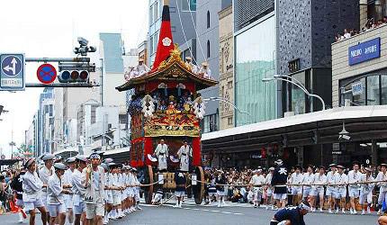 日本全国祭典总整理!来参加祭典感受日本传统的活力与热情!
