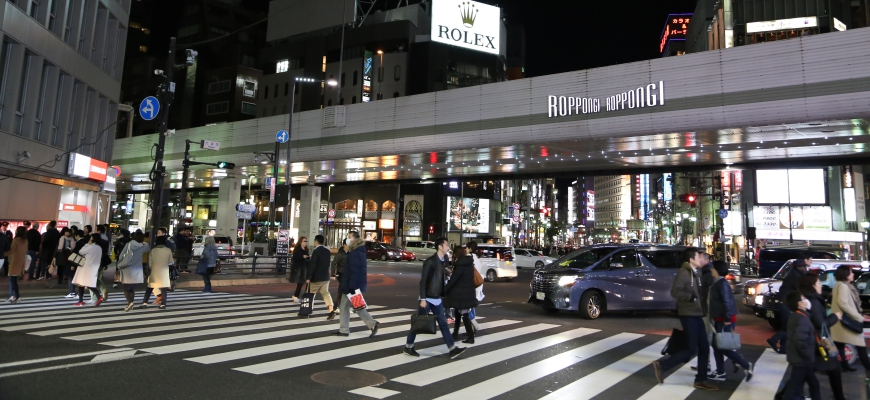 六本木夜未眠!没去过这六大景点,别说你来过东京六本木!