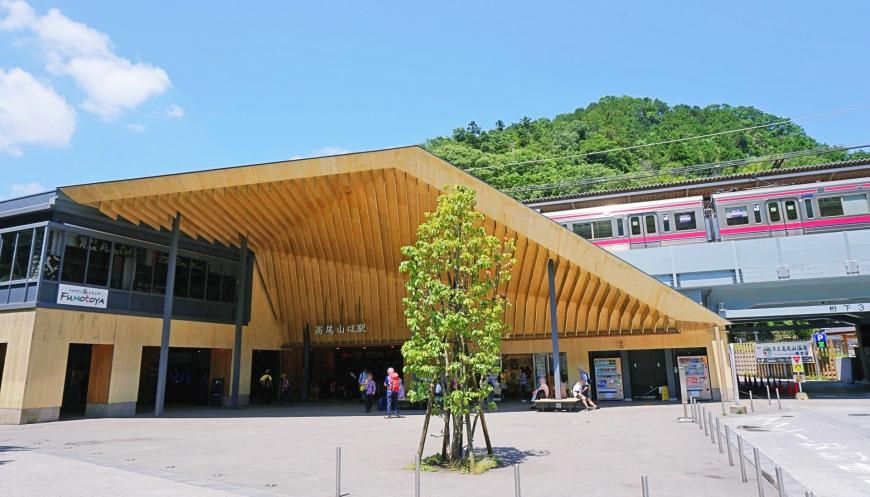 「高尾山」不只有登山健行!高尾山口车站周边深度半日游