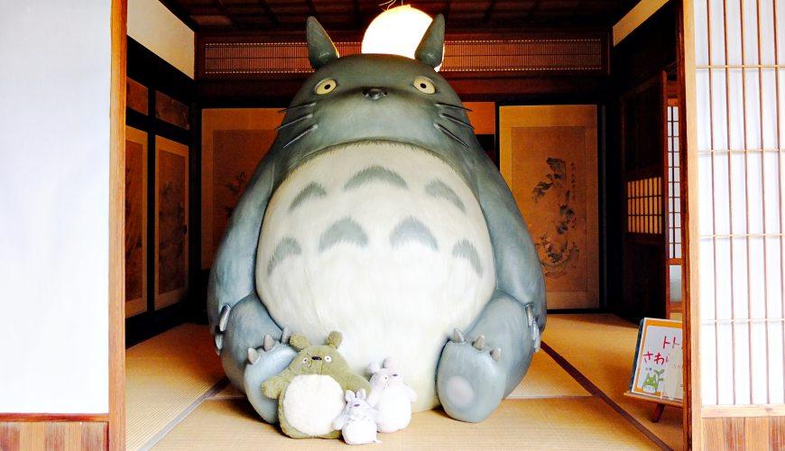 转角遇见大龙猫!来东京近郊所泽「龙猫森林」散步吧!
