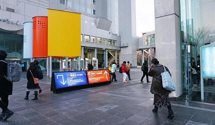 夜景控必访!大阪「梅田空中庭园展望台」步行地图公开!